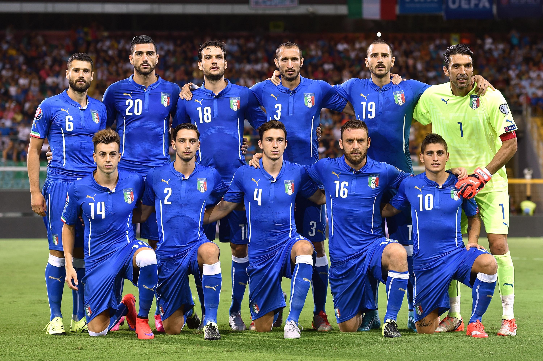 Calendario Nazionale Italiana Calcio.Gli Azzurri Di Conte In Formato Europeo 360