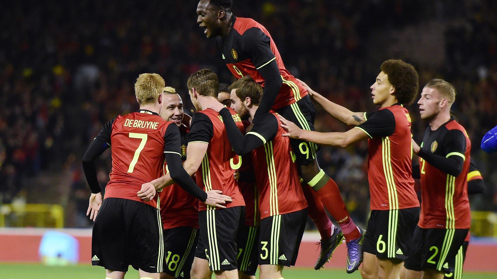 Belgio, Euro 2016